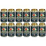 Kopparberg - Strawberry & Lime Cider Erdbeere-Limette 4% Vol. - 12x0,33l