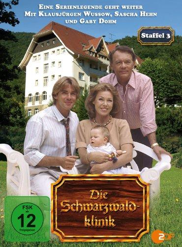 Die Schwarzwaldklinik, Staffel 3 (Jumbo-Amaray 4 DVDs)