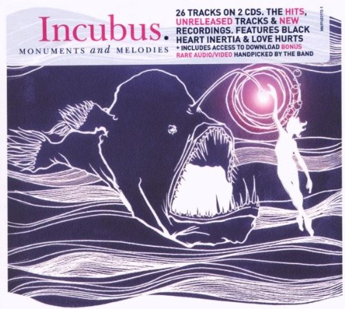 Incubus - Monuments & Melodies (2 CD Limited Edition) - Zortam Music