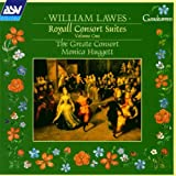 Lawes: Royall Consort Suites, Vol. 1