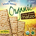 Yehuda 100% Organic Whole Wheat Passover Matzo 10.5oz from Yehuda