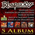 Rhapsody Digital Collector's Box
