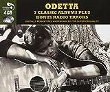 7 Classic Albums Plus [Audio CD] Odetta Odetta