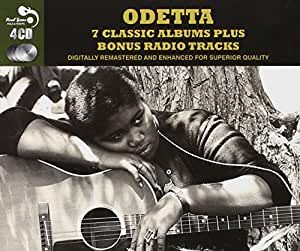 7 Classic Albums Plus [Audio CD] Odetta
