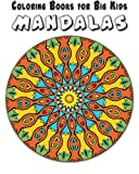 img - for Coloring Books for Big Kids: Mandalas (Volume 1) book / textbook / text book