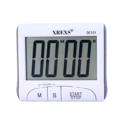XREXS cooking timer