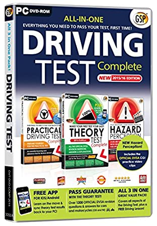 Driving Test Complete 2016 Edition