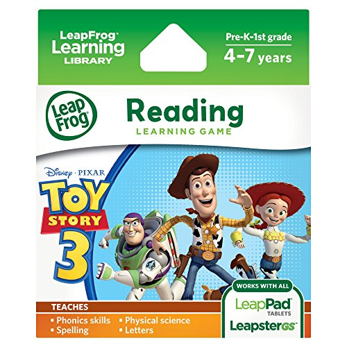 LeapFrog-Disney-Pixar-Toy-Story-3-Learning-Game-works-with-LeapPad-Tablets-LeapsterGS