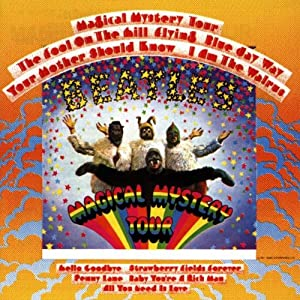 "Cover of ""Magical Mystery Tour"""
