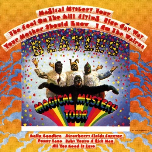 Magical Mystery Tour artwork
