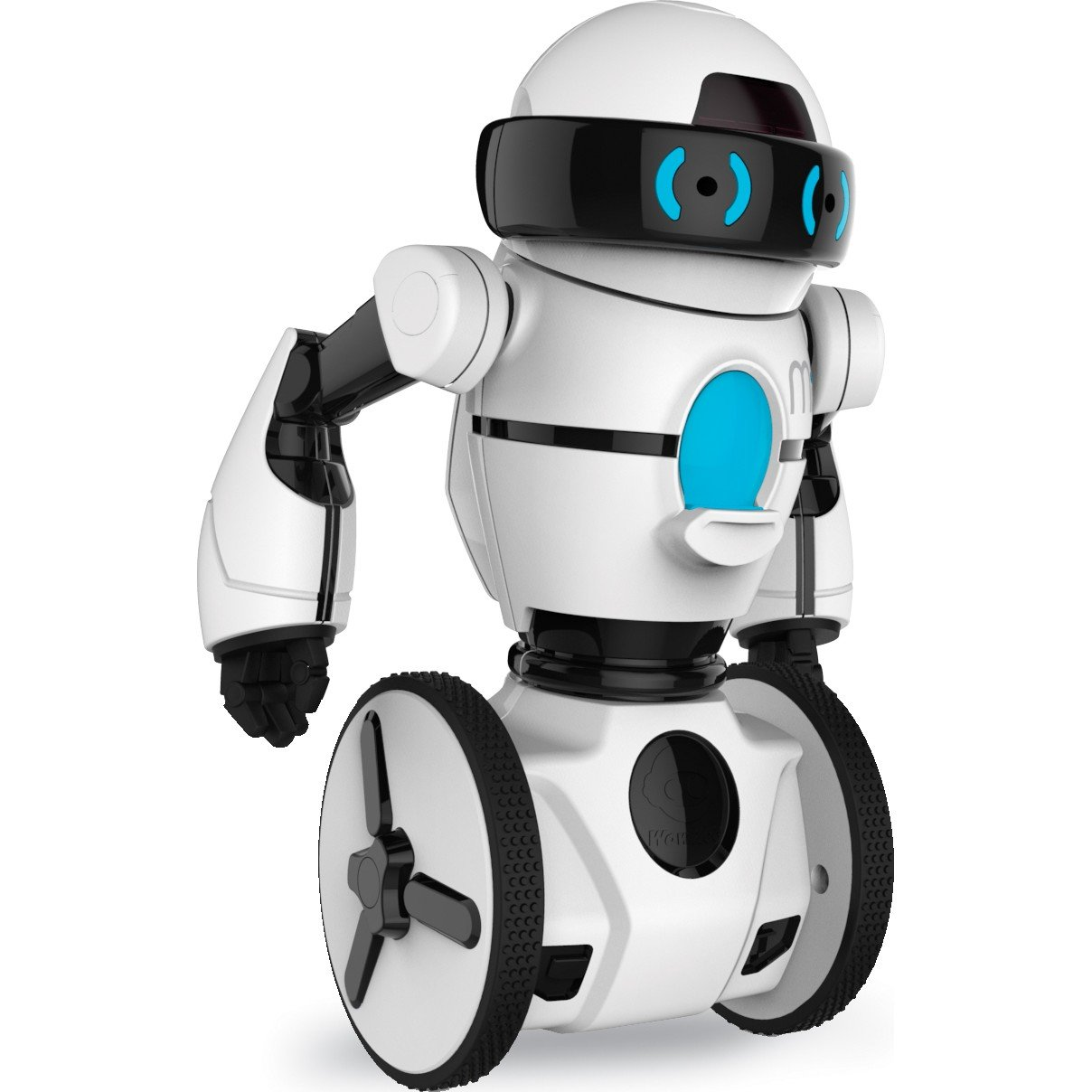 WowWee - MiP the Toy Robot - White