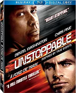 Unstoppable (Blu-ray + Digital Copy)