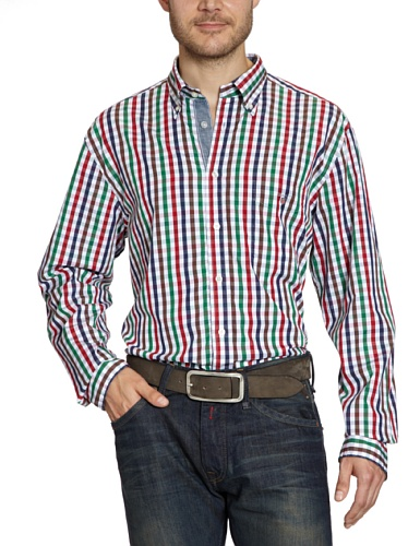 Gant Men's 382640 Casual Shirt Multicoloured (Multicolor) 52