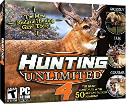 Hunting Unlimited 4 - Jewel Case (PC)
