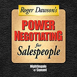 Power Negotiating for Sales People Speech
