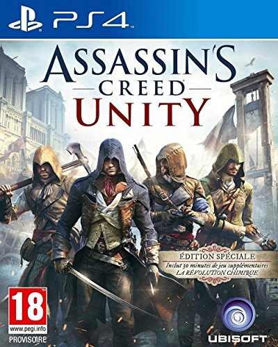 Third Party - Assassins Creed: Unity Occasion [PS4] - 3307215803486