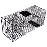 Petrum Animal Trap Live Game Chipmunk Rabbit Skunk Humane Cage