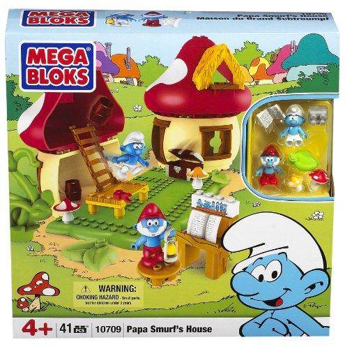 Mega Bloks 10708 - Papa Schlumpf