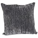 Brentwood Originals 1784 Streamers Decorative pillow, Grey