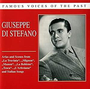Sings Arias Scenes & Italian Songs