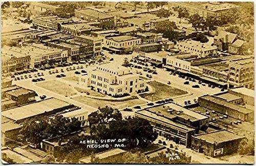 Neosho, Missouri postcard