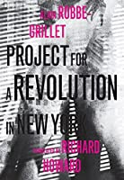 Project for a Revolution in New York (French Literature)
