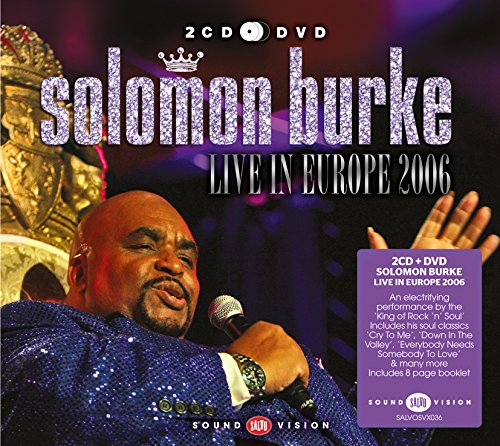 Live in Europe 2006