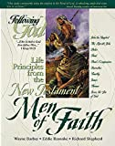 img - for Life Principles from the New Testament Men of Faith (Following God Character Series) book / textbook / text book