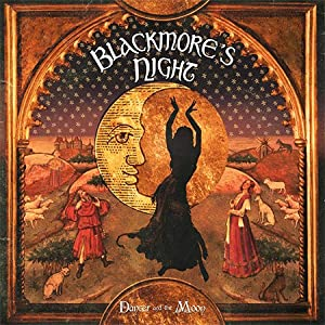 Pop CD, Blackmore's Night - Dancer And The Moon[002kr]