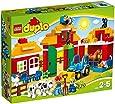 Lego Duplo Legoville - 10525 - Jeu De Construction - La Grande Ferme