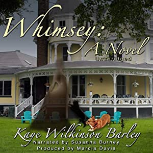 Whimsey: A Novel | [Kaye Wilkinson Barley]