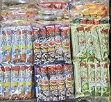 うまい棒 関東発売全18種類完全制覇大和屋特製セット チョコ味入り (18種類×各30本=総数540本)