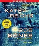 206 Bones: A Novel (Temperance Brennan Novels)