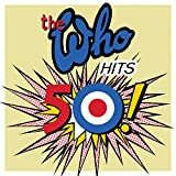 The Who Hits 50 Album Cover