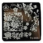 Ularmo Nail Image Art Stamp DIY Stamp...