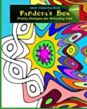 img - for Adult Colouring Book: PANDORA'S BOX: Pretty Designs for Relaxing Fun (Volume 1) book / textbook / text book