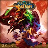 World of Warcraft 2014 Wall Calendar