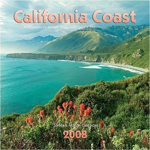 California Coastline Wall - 2008 Calendar - Buy California Coastline Wall - 2008 Calendar - Purchase California Coastline Wall - 2008 Calendar (Calendars, Office Products, Categories, Office & School Supplies, Calendars Planners & Personal Organizers, Wall Calendars)
