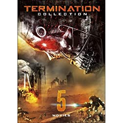 5-Movie Termination Collection: Star Knight / Cyber Vengeance / Running Delilah / Shadow Chaser / Storm Trooper