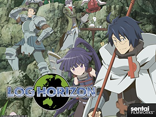 Log Horizon Season 1 (English Subtitled)