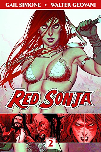 Red Sonja Volume 2: The Art of Blood and Fire (Red Sonja Volume 1 Queen of Th)