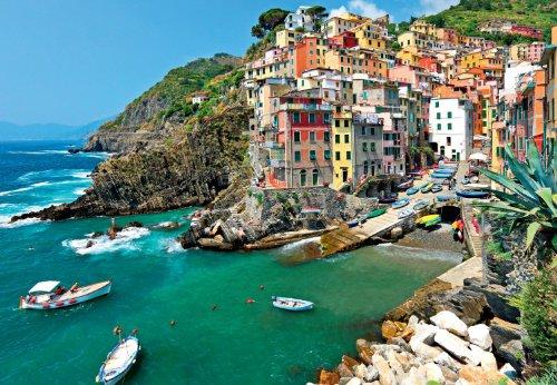 Jumbo 17324 - Cinque Terre, Italien - 1000 Teile