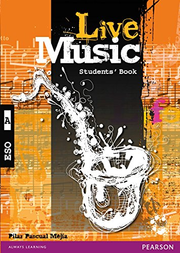 Live Music A Students' Book Pack (Música en vivo)