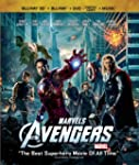 Marvel's The Avengers 3D (4-Disc Comb...