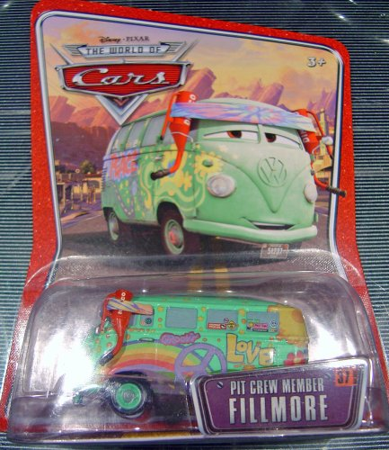 Disney / Pixar CARS Movie 1:55 Die Cast Car Pit Crew Member Fillmore [Series 3 Package] - Buy Disney / Pixar CARS Movie 1:55 Die Cast Car Pit Crew Member Fillmore [Series 3 Package] - Purchase Disney / Pixar CARS Movie 1:55 Die Cast Car Pit Crew Member Fillmore [Series 3 Package] (Mattel, Toys & Games,Categories)