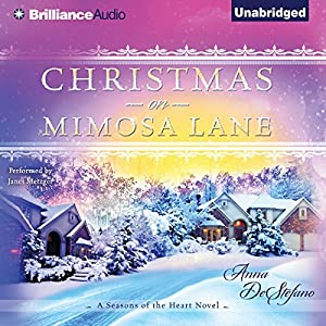 Christmas on Mimosa Lane Audiobook