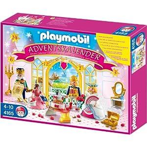 Playmobil Prinzessinnenschloss Besten Preis Playmobil 4165 Adventskalender Prinzessinnen Hochzeit