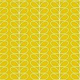 Papier Peint Duplex Vintage Géométrique Couleur Moutarde 52cm x 10