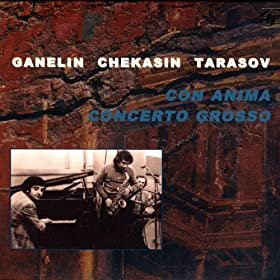 Ganelin / Tarasov / Chekasin - Catalogue (Live In East Germany)