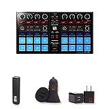 Pioneer DJ DDJ-SP1 Sub Controller for Serato DJ with 2 Year Warranty + PowerBank + USB Car Charger + USB Wall Charger, EZEE Bundle (Tamaño: DDJ-SP1)
